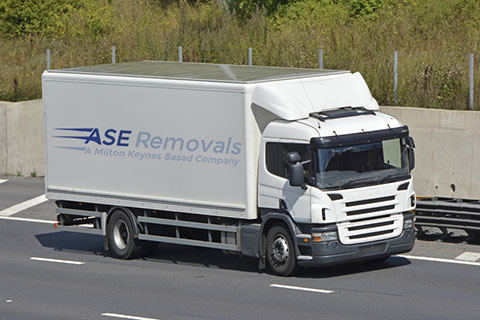 Home Removals Services in Milton Keynes
