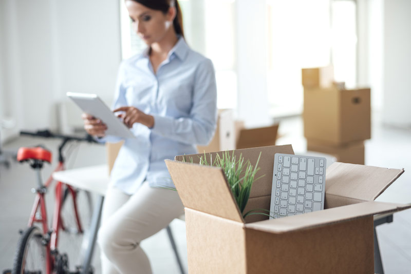 Office relocation and removals in Milton Keynes